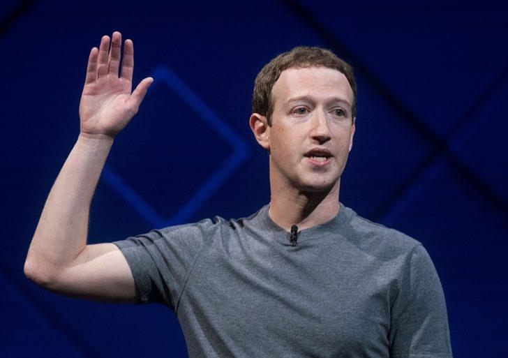 มาร์ก ซักเคอร์เบิร์ก (Mark Zuckerberg)