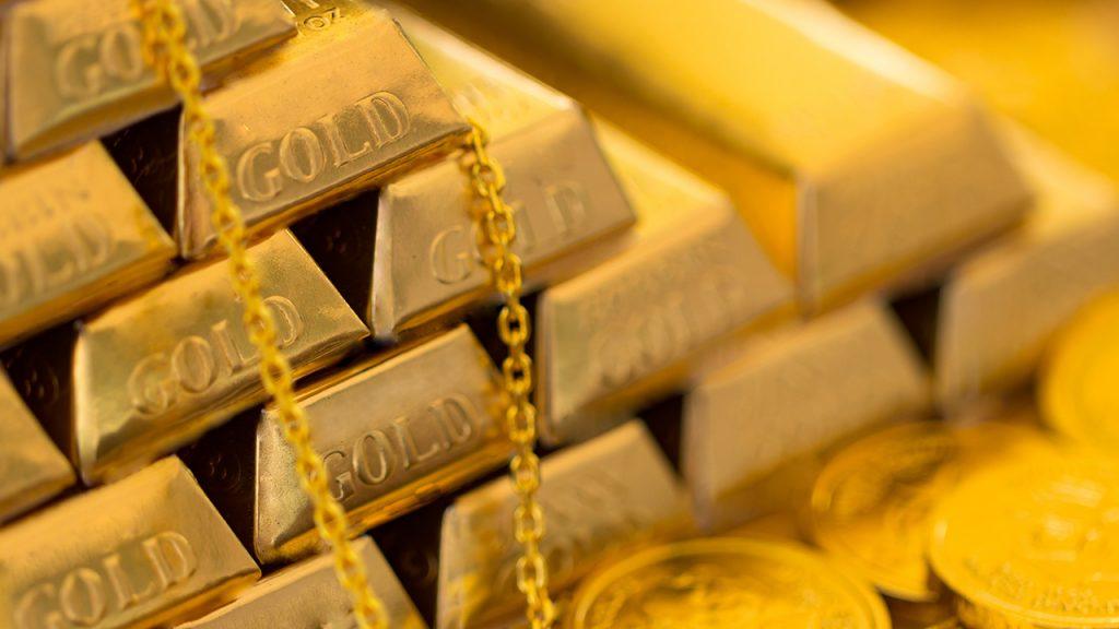 ทองคำแท่ง